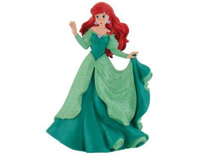 Bullyland 12311 Disney Princess Ariel v zelených šatech