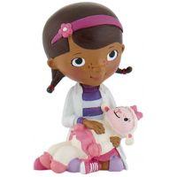 Bullyland Doktorka Doc s ovečkou Lambie