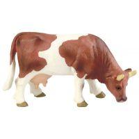 Bullyland Kráva velká hnědobílá