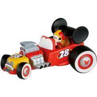 Bullyland Mickey závodník v autě