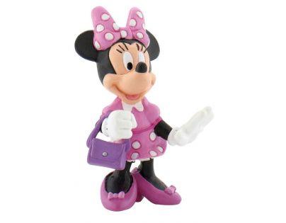 Bullyland Minnie s kabelkou