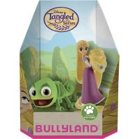 Bullyland Princezna Rapunzel z pohádky Na vlásku