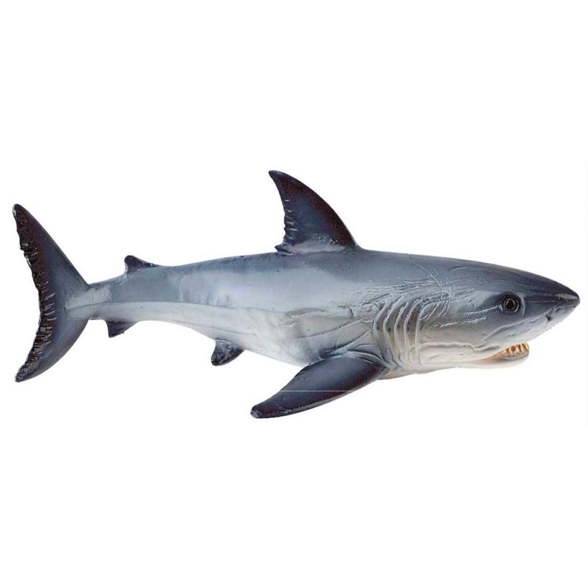 Bullyland 67410 Žralok bílý