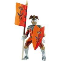 Bullyland Turnajový rytíř červený