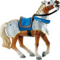 Bullyland Válečný kůň modrý