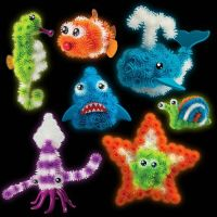 Spin Master Bunchems Glown The Dark - Under The Sea 3