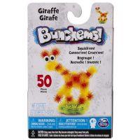 Spin Master Bunchems Tématické balení - Žirafa