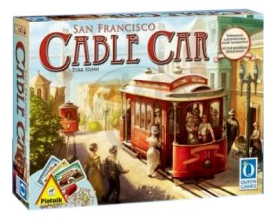 Piatnik 6819 - Cable Car