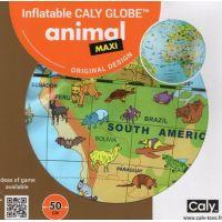 Caly Nafukovací globus Zvířata 50 cm 3