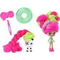 Candylocks voňavá panenka se zvířátkem Kiwi Kimmi a Hank-Ster