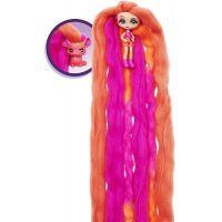 Candylocks voňavé panenka se zvířátkem Posie Peach a Fin-Chilla 3