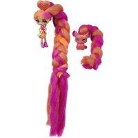 Candylocks voňavá panenka se zvířátkem Posie Peach a Fin-Chilla