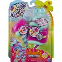 Candylocks voňavé panenka se zvířátkem Ocean Spray a Rickcoon