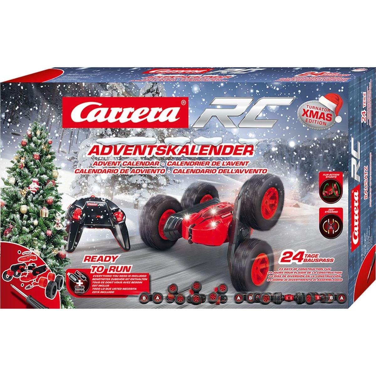 Carrera Adventní kalendář RC Turnator