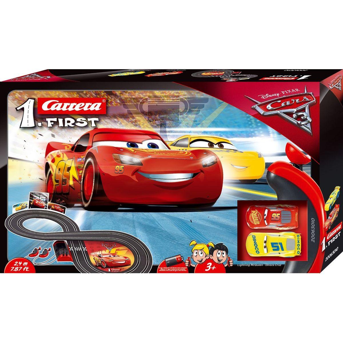 Carrera Cars Autodráha First 63010