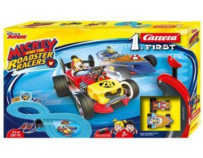 Carrera First Disney autodráha 63012 Mickey Racers