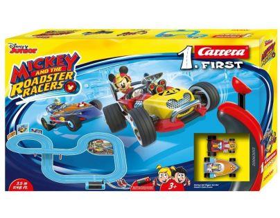 Carrera First Disney autodráha 63013 Mickey Racers