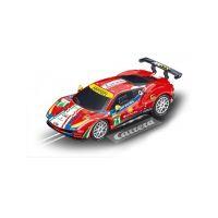 Carrera GO Autíčko k autodráze Ferrari 488 GT3 AF Corse červené