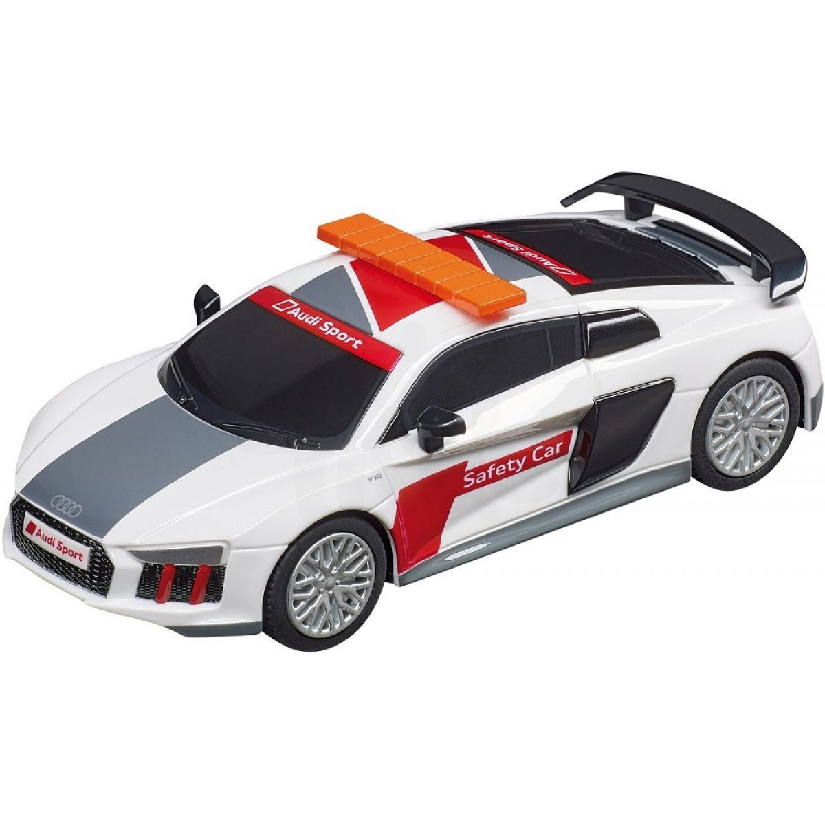 carrera go auto audi r8 safety car 4kids. Black Bedroom Furniture Sets. Home Design Ideas