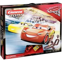Carrera GO Autodráha 62419 Cars 3 Fast Friends