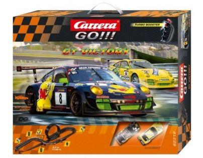 Carrera GO Autodráha GT Victory
