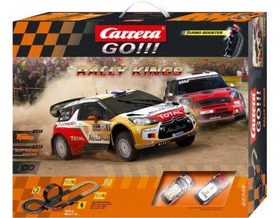 Carrera GO Autodráha Rally Kings