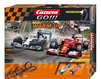 Carrera GO Autodráha Warm Up