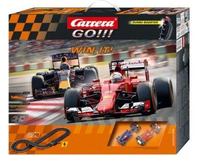 Carrera GO Autodráha Win it! - Poškozený obal