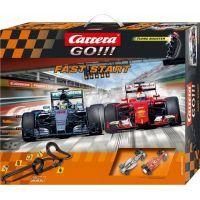 Carrera GO Autodráha Fast Start