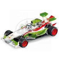 Autodráha Carrera GO! Disney Cars 2 - Silver Speeders 3