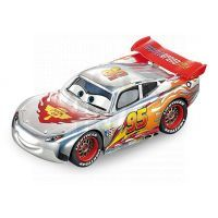 Autodráha Carrera GO! Disney Cars 2 - Silver Speeders 4
