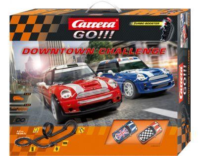 Autodráha Carrera Go GCG1130 - 62284 Downtown Challenge