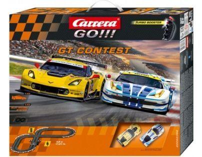 Carrera GO Autodráha GT Contest - Poškozený obal