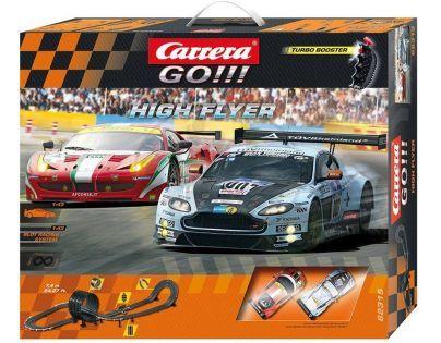Carrera GO Autodráha High Flyer