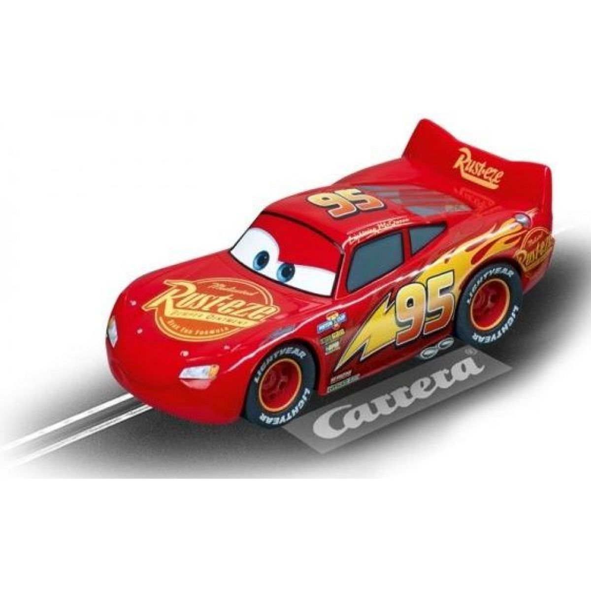 Carrera Go Cars 3 Lightning McQueen