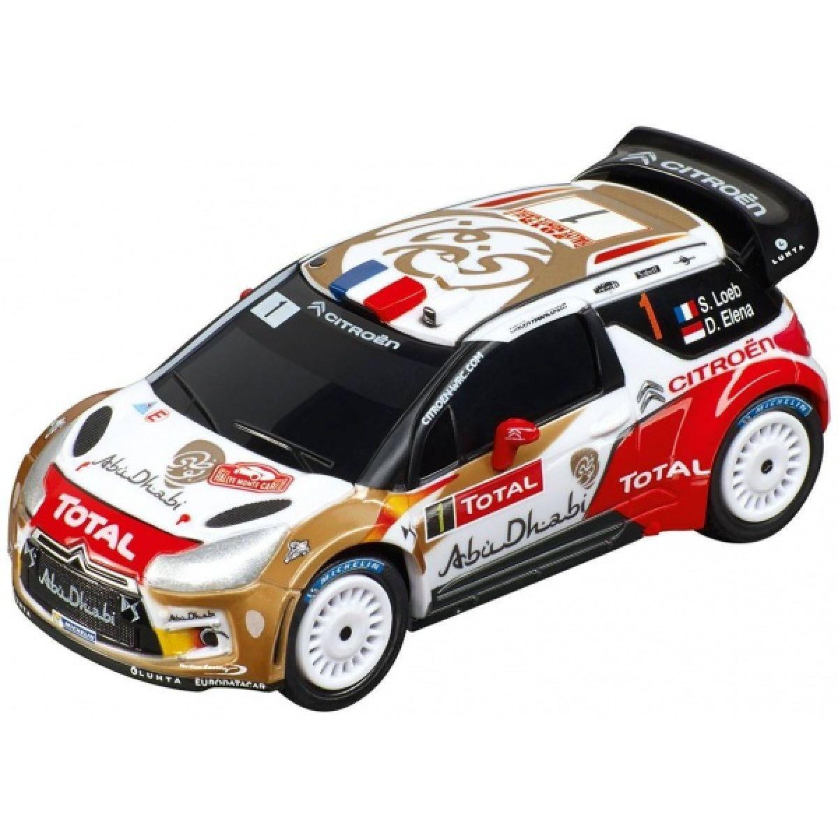 Carrera GO Citroen DS3 WRC Citroen Total Abu Dhabi