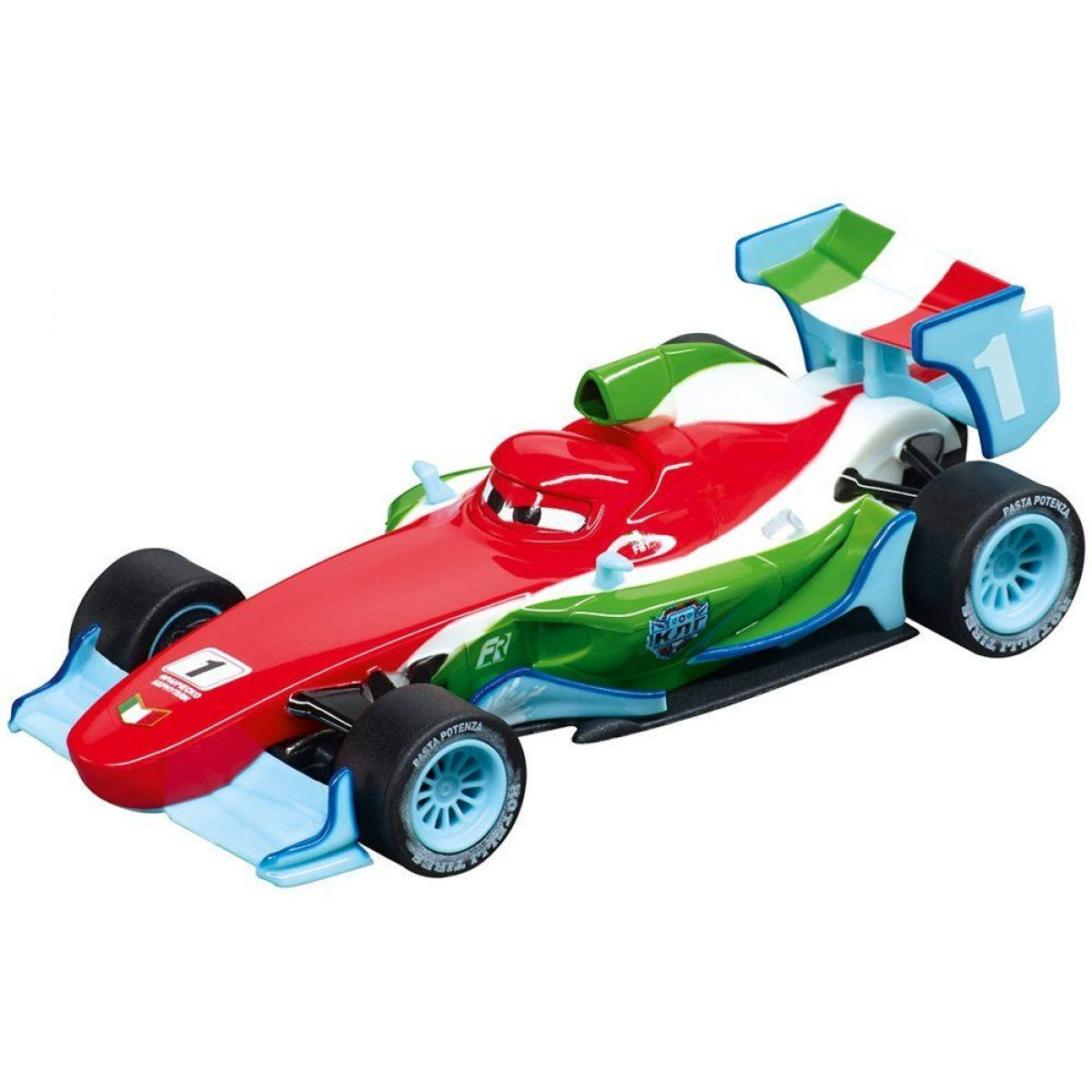 Carrera GO Disney Cars Ice Francesco Bernoulli