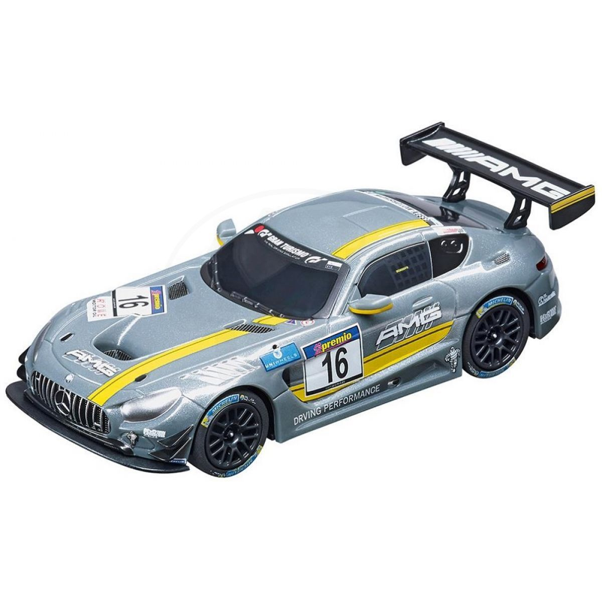 carrera go mercedes amg gt3 4kids. Black Bedroom Furniture Sets. Home Design Ideas