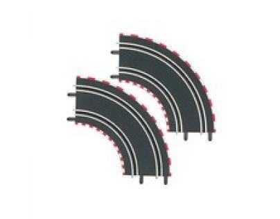 Carrera GO Autodráha Zatáčka 1/90°