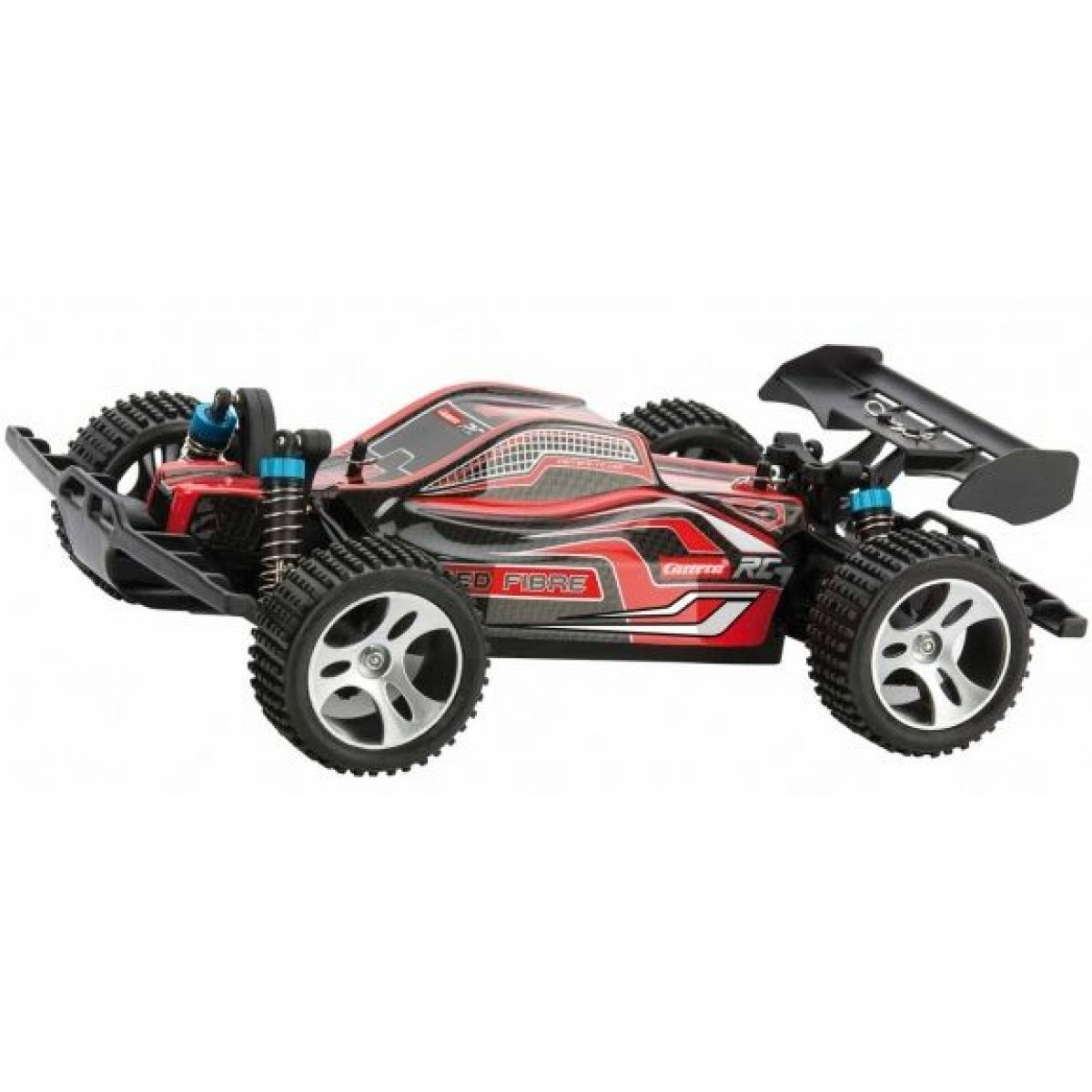 RC auto Carrera PROFI - Red Fibre 1:18 2.4GHz