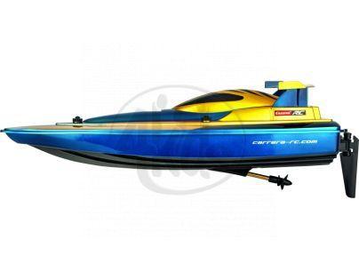 Carrera RC loď Race Boat 2,4GHz blue