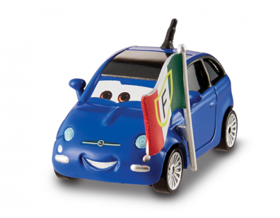 Mattel Cars 2 Auta - Alberto