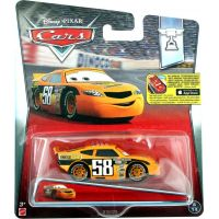 Cars 2 Auta Mattel W1938 - Billy Oilchanger 2