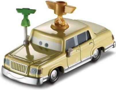 Cars 2 Auta Mattel W1938 - Brad Winmiler