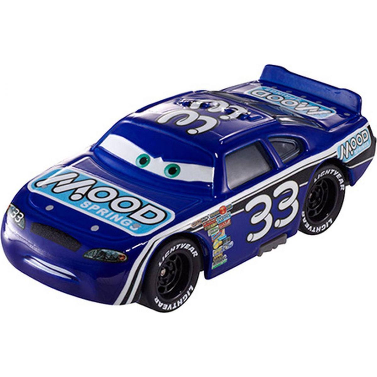 Cars 2 Auta Mattel W1938 - Chuck Armstrong