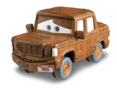 Cars 2 Auta Mattel W1938 - Fred