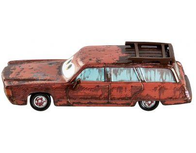 Cars 2 Auta Mattel W1938 - J.Shoesteer