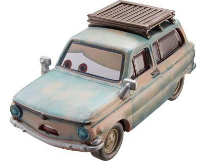 Cars 2 Auta Mattel W1938 - Jason Hubkap
