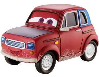 Cars 2 Auta Mattel W1938 - Justin Partson