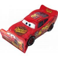 Cars 2 Auta Mattel W1938 - Lightning McQueen with sign